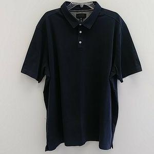 Nordstrom Dark Gray Polo Shirt